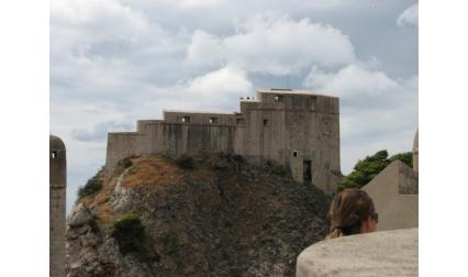 Дубровник - крепсот Ловриженац