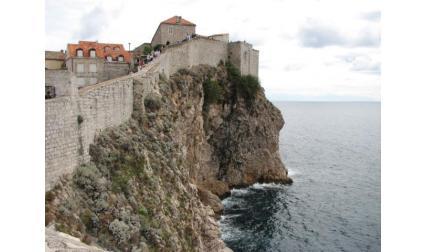 Крепостта Дубровник