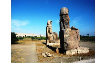 Египет - колосите на Мемнон