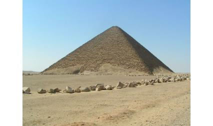 Пирамидите в Дахшур