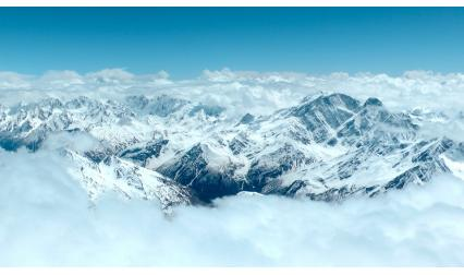 Връх Елбрус, Кавказ