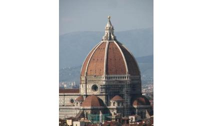 Купола на Брунелески - Флоренция