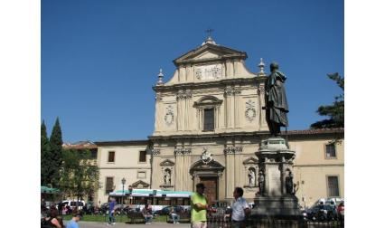 Флоренция - църква Сан Марко
