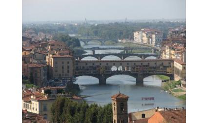 Мостовете на Флоренция