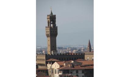 Кулата на Старият дворец - Флоренция