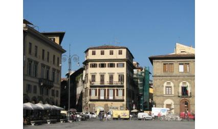 Флоренция - площад Санта Кроче