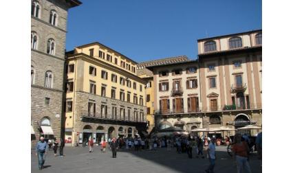 Флоренция - площад Синьория