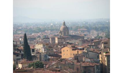 Флоренция - изглед към града