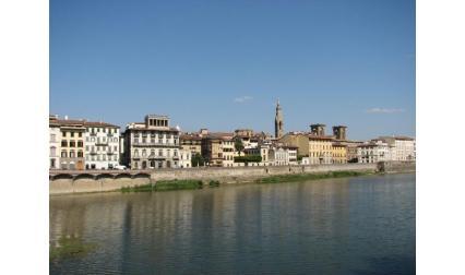 Флоренция - река Арно