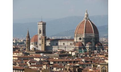 Катедралата във Флоренция - изглед