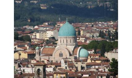 Флоренция - синагогата