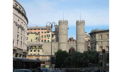 Генуа - замък