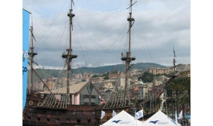Генуа - кораб