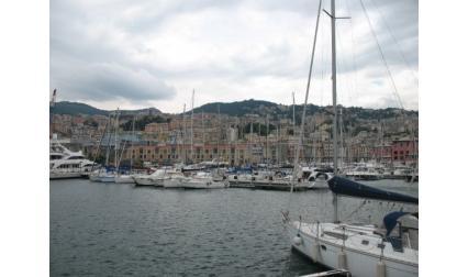 Генуа - яхти и кораби