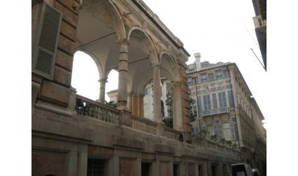 Генуа - сгради