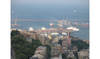 Генуа - пристанището