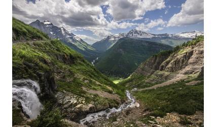 Парк Ледникът, Монтана, САЩ