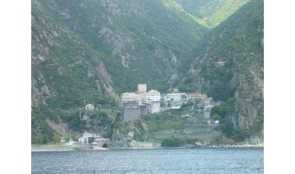 Манастири в Света гора
