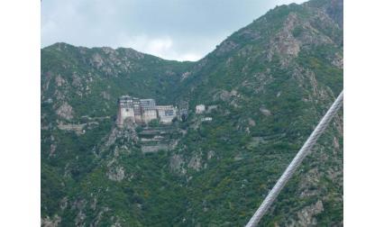 Манастири в Атон