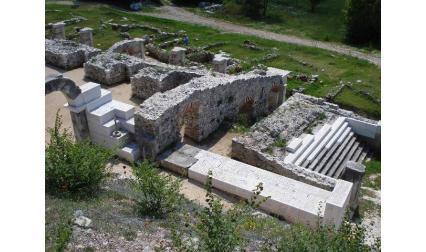 Руини от Филипи - Гърция