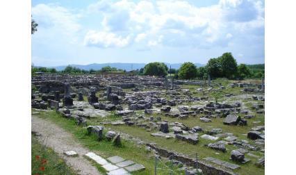 Филипи руини - Гърция