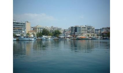 Изглъд към Кавала - Гърция
