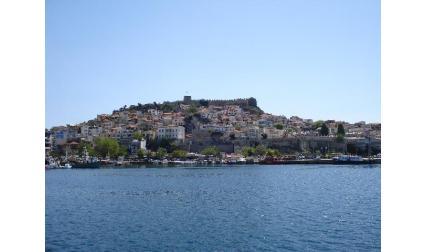 Крепостта на Кавала - Гърция