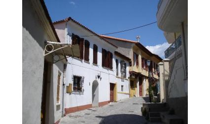 Улица в Кавала - Гърция