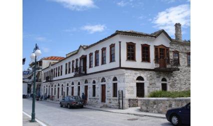 Стара къща на остров Тасос - Гърция