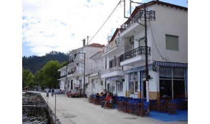 Тасос - град Лименария - Гърция
