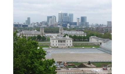 Изглед към Лондон