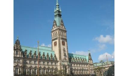 Хамбург - сграда
