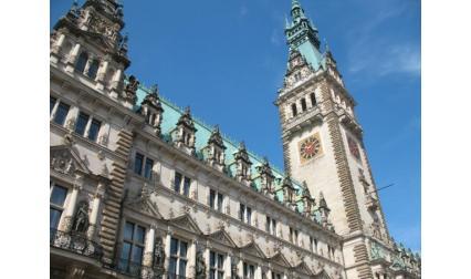 Хамбург - дворец