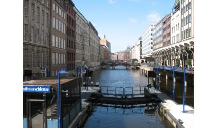 Хамбург - канал