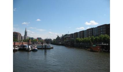 Каналите на Хамбург