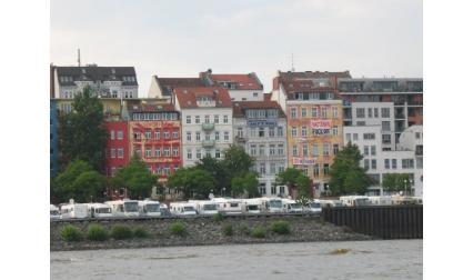 Сгради в Хамбург