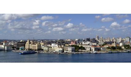 Изглед от Хавана, Куба