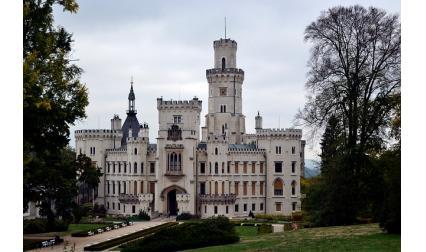 Замък Хлубока, Чехия