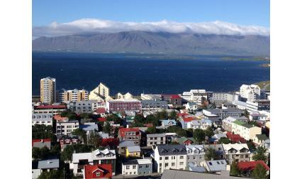 Столицата на Исландия - Рейкеявик