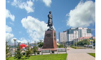 Изглед от Иркутск, Русия