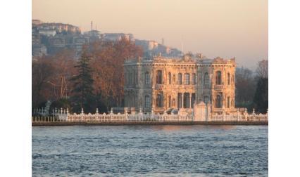 Сграда на Босфора - Истанбул