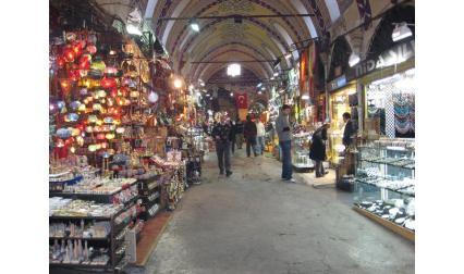 Капалъ Чаршъ в Истанбул