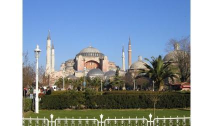 Истанбул - Света София