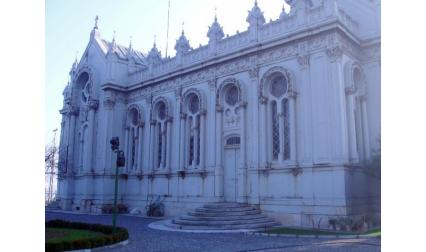 Истанбул - царква Свети Стефан