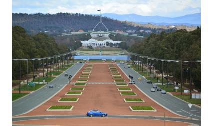 Парламент в Канбера, Австралия