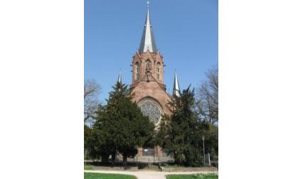 Карлсруе - църква