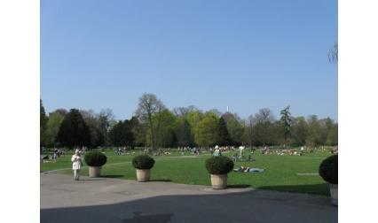 Карлсруе - парк