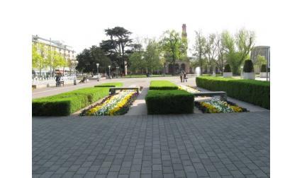 Карлсруе - център