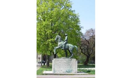 Паметник в Карлсруе