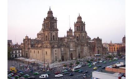 Катедралата в Мексико сити